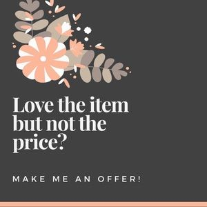 Other - Love it...Make an offer!